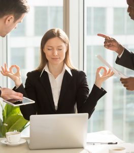 Corporate mindfulness programs