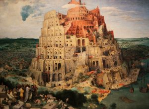 Tower of Babel Mankind Psychology